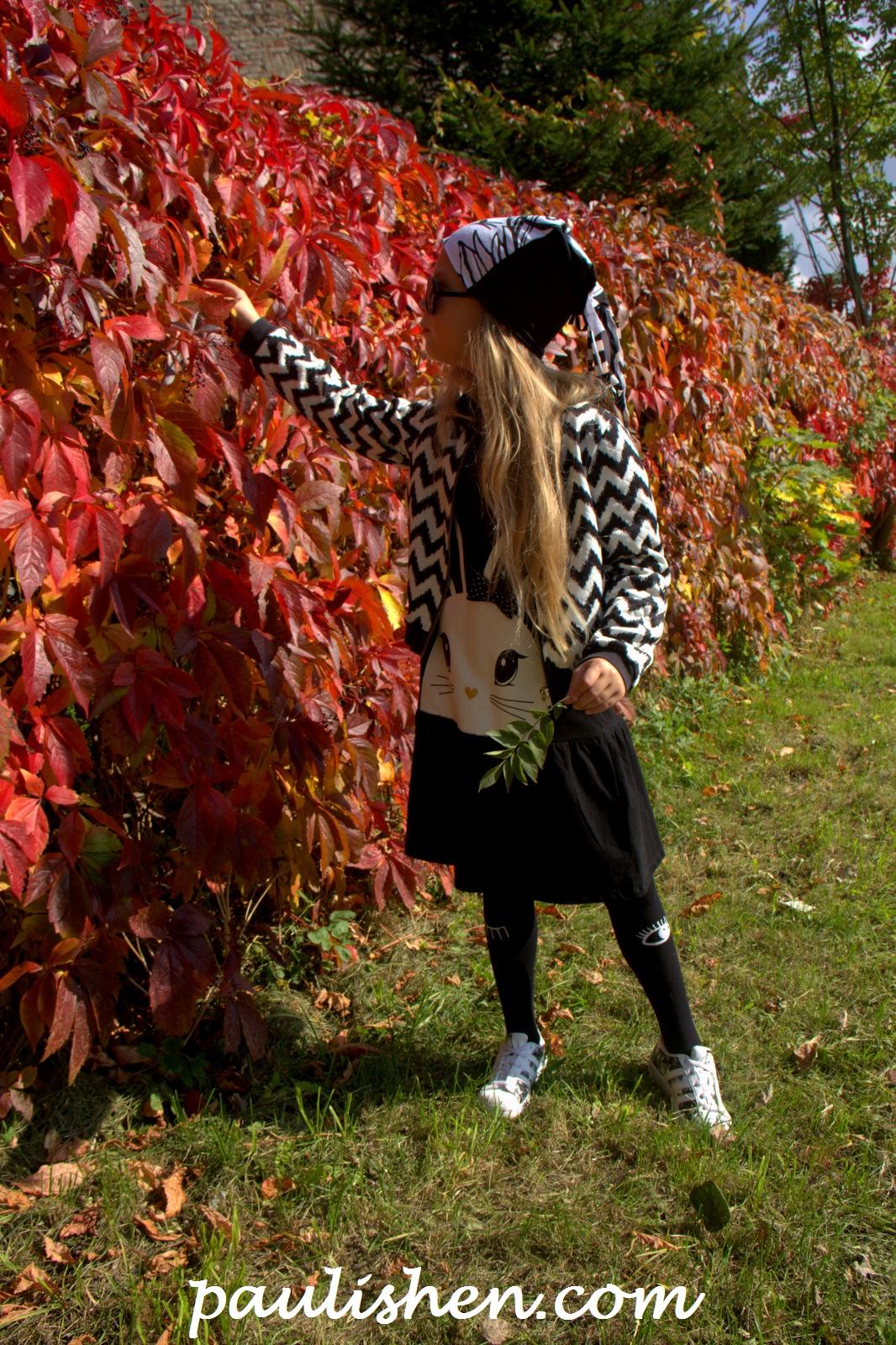 karmelowa jesień